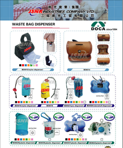 Waste Bag / Dispenser for Pet -2